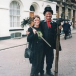 Chimney sweep costumes