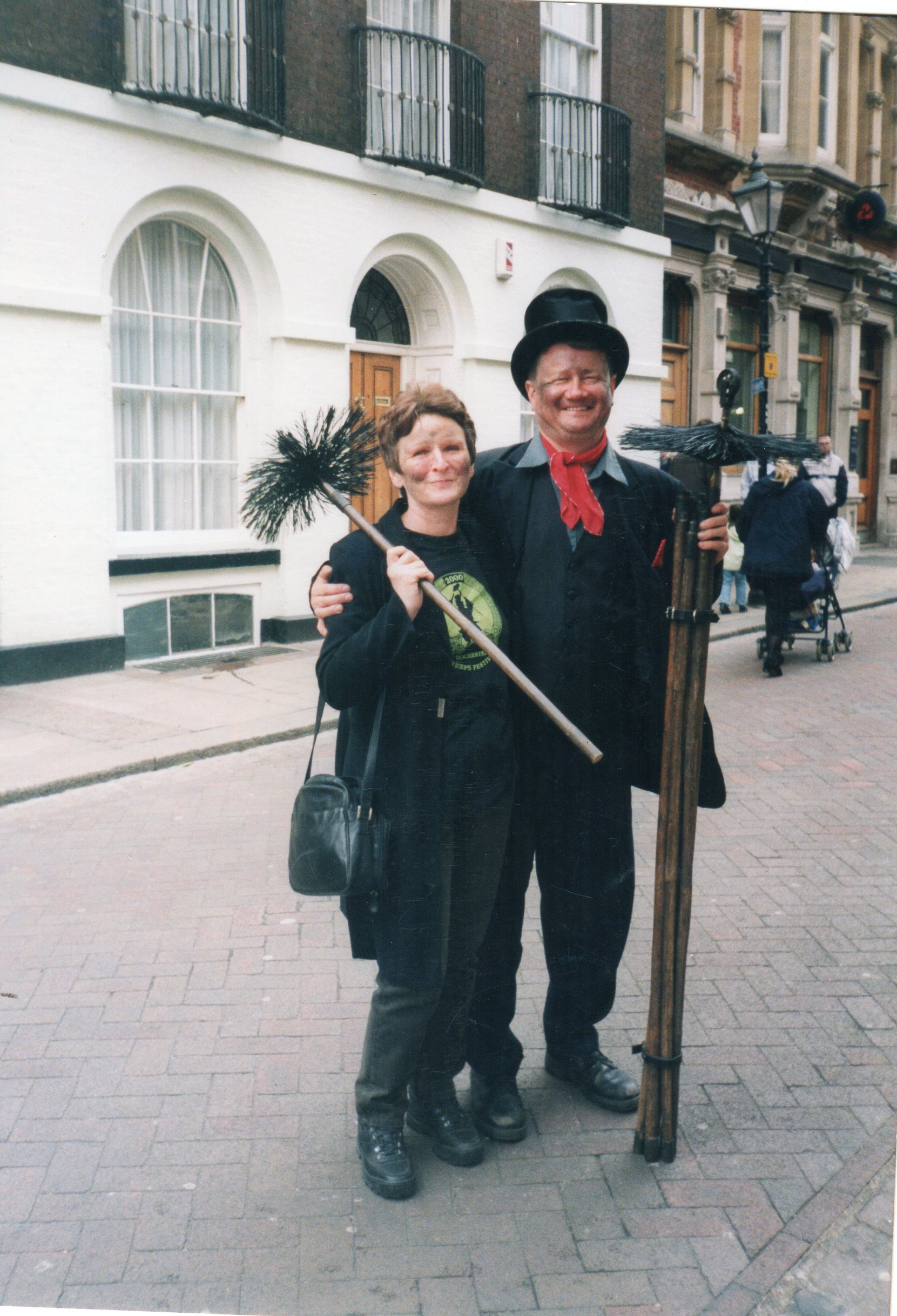 Lucky Wedding Chimney Sweeps Orpington